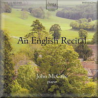 An English Recital - John McCabe, piano