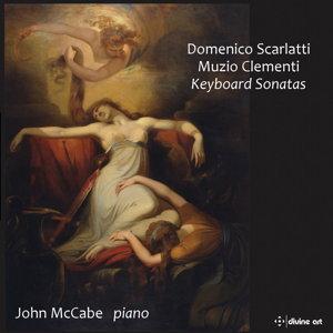 Domenico Scarlatti, Muzio Clementi Keyboard Sonatas. John McCabe, piano. Divine Art DDA 21231