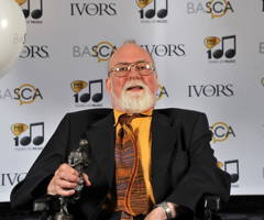 The Ivors Classical Music Award - John McCabe. Photo © 2014 Mark Allan