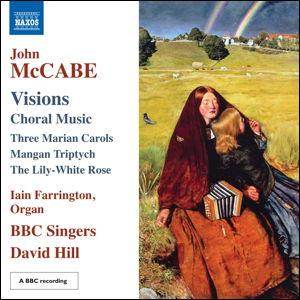 John McCabe choral works on Naxos