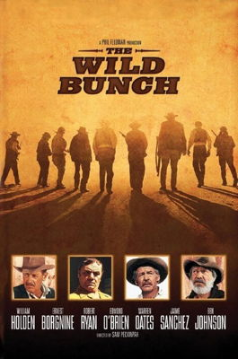 Poster for 'The Wild Bunch'